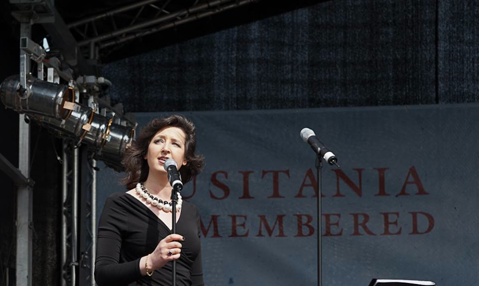 Performing At Lusitania 100